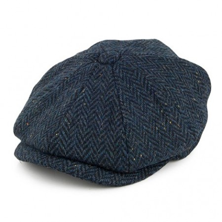 Jaxon & James Brooklyn Newsboy Cap Blue