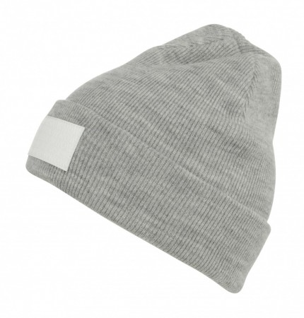 JOHAUG - NOW FOLD BEANIE GREY