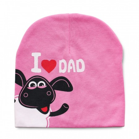 I Love Dad - rosa lue
