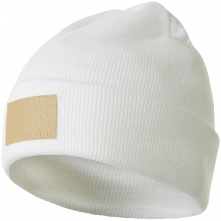 Johaug - NOW Fold Beanie WHITE