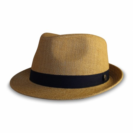 Jaxon & James - Jute Trilby - Tan