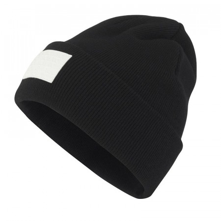 JOHAUG - NOW FOLD BEANIE BLACK